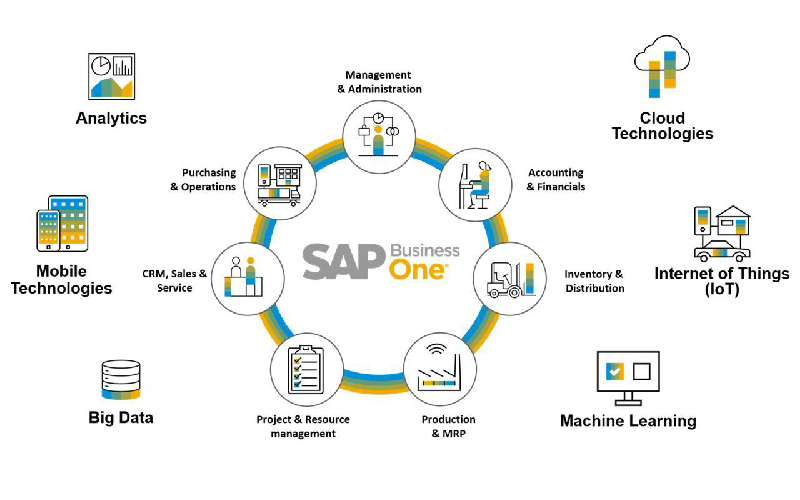 SAP Business One Management Software x-01
